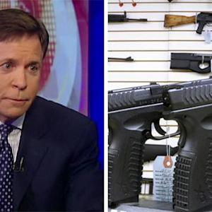Bob Costas defends gun stance