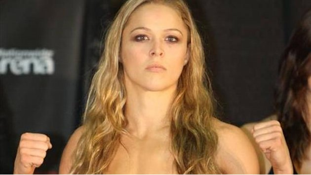 Rousey rise reminiscent of Tyson