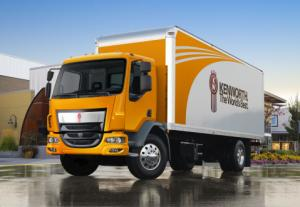 Kenworth Launches Medium Duty Cabovers