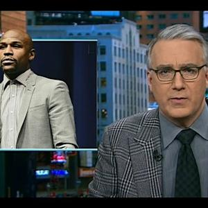 Why Keith Olbermann is Boycotting the Mayweather vs. Pacquiao Fight