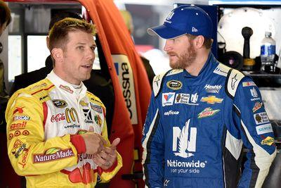 Dale Earnhardt Jr. narrowly avoids Chase for the Sprint Cup elimination