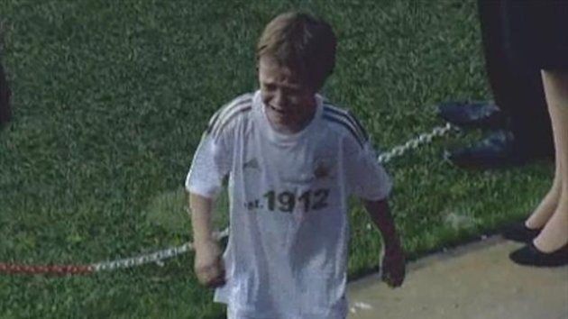 Swansea mascot