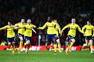 Poyet hails 'incredible' Sunderland side after penalty win books Wembley place