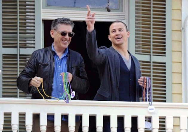 Channing Tatum and Craig Ferguson