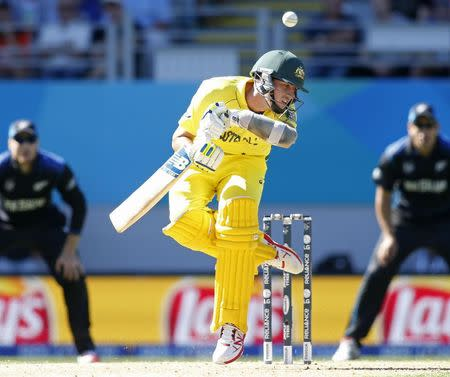 Australia paceman Cummins out of Afghanistan match