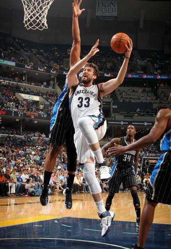 Grizzlies beat Magic to claim West's No. 4 seed