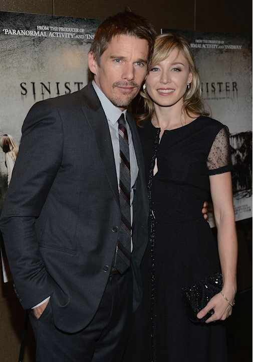 &quot;Sinister&quot; New York Premiere
