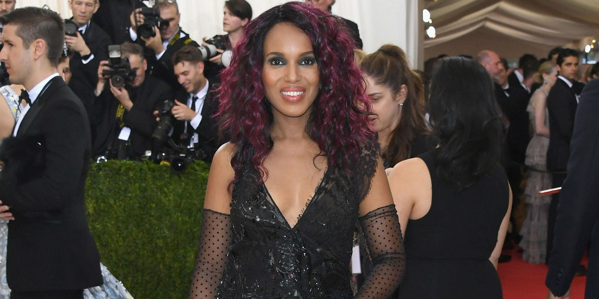 Kerry Washington Is Pregnant With Her Second Child