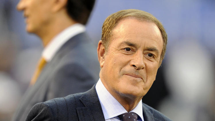 Sportscaster Al Michaels working on memoir