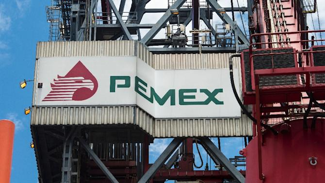 In the first quarter of 2015, Pemex lost $6.5 billion