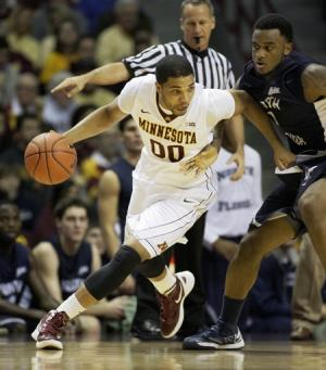 No. 21 Minnesota beats North Florida 87-59