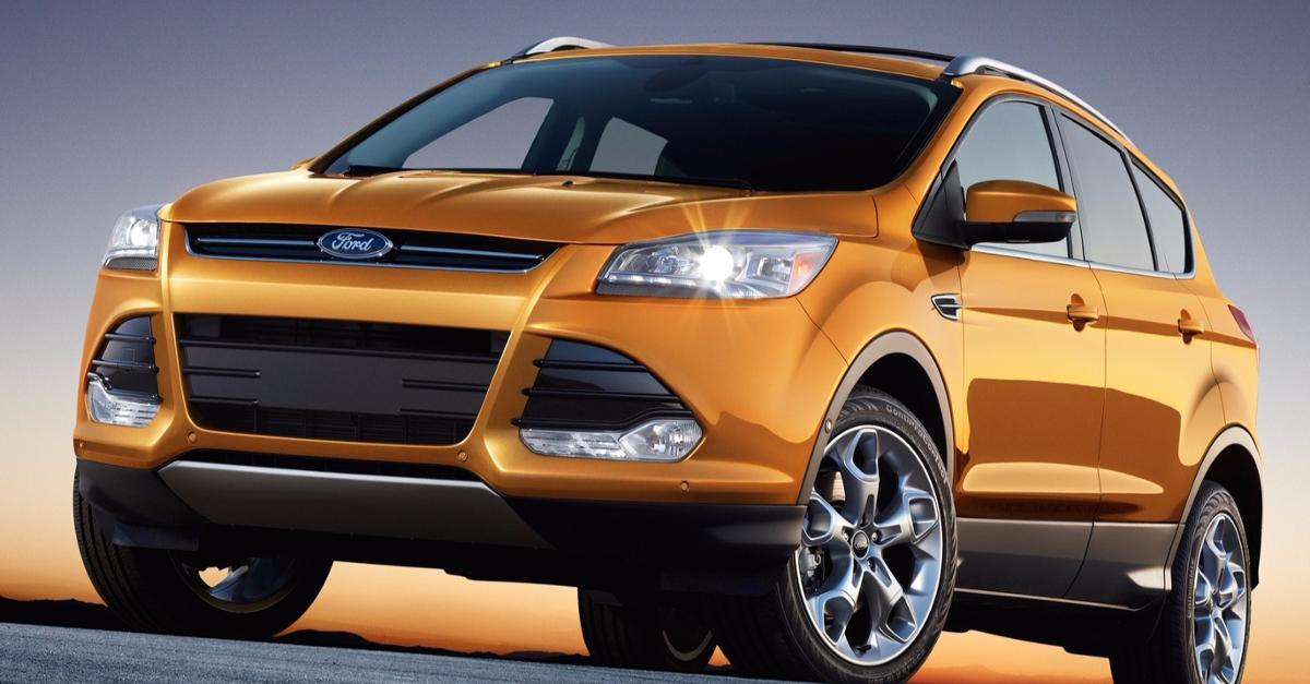 The All-New 2016 Ford Escape