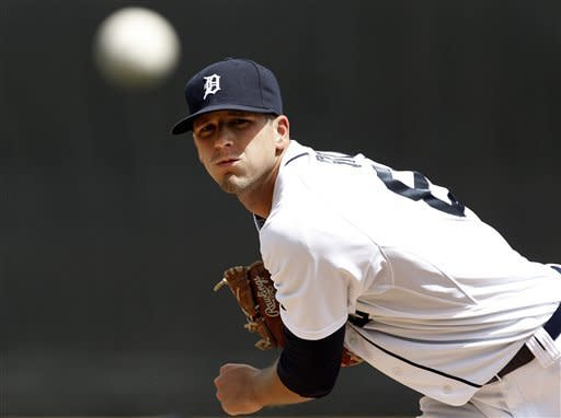 Oliver works 4 innings for Tigers