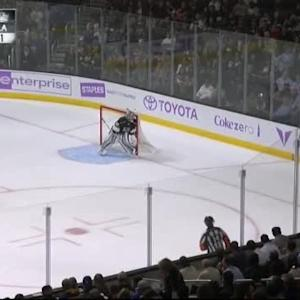 Robyn Regehr Hit on Chris Stewart (17:08/1st)