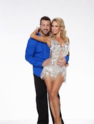 &#39;Dancing with the Stars: All-Stars&#39; promo photo with Joey Fatone and Kym Johnson -- ABC