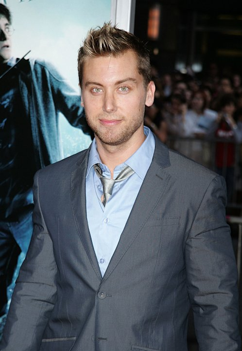 Harry Potter and the Half Blood Prince NY Premiere 2009 Lance bass