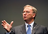 "<p>Google's Chairman Eric Schmidt, pictured September 25, 2012, plans to sell 3.2 million ""A"" shares, currently worth $2.5 billion, over the next year, Google said in a filing with the Securities and Exchange Commission.</p>"