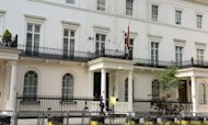 Syria's Charge D'Affaires Quits London Post