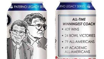 Joe Paterno Beer Flying Off Shelves; Order Wine Via Text Message