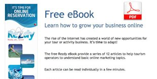 4 Reasons Why Your Tour or Activity Business Needs a Blog image rezdy free ebook b