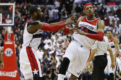 Raptors vs. Wizards final score, NBA playoffs 2015: Washington completes sweep with 125-94 Game 4 win