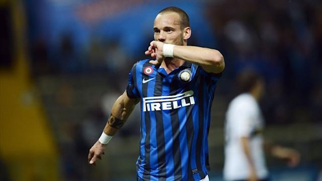 Sneijder Wesley