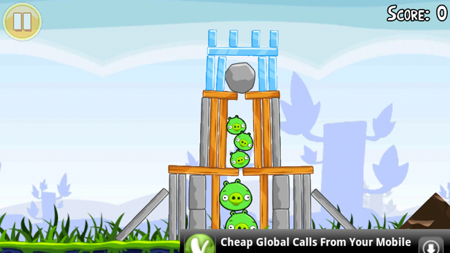 Rovio reportedly working on Angry Birds sequel, 'Angry Pigs'