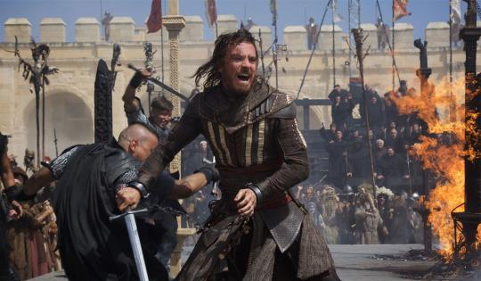 Michael Fassbender Compares Assassin's Creed To The Matrix