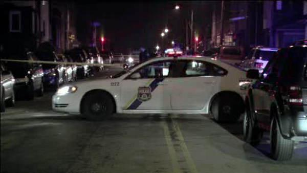 Search for gunman in SW Philadelphia shooting