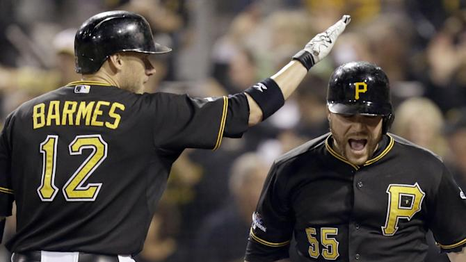 Pirates move on to NLDS after beating Reds 6-2