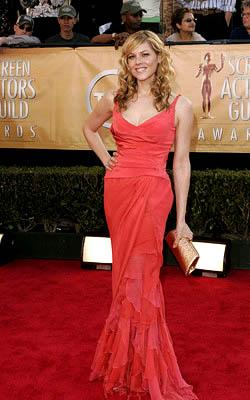 Mary McCormack Screen Actors Guild Awards - 2/5/2005