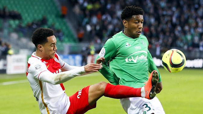 St. Etienne v Monaco - French Ligue 1
