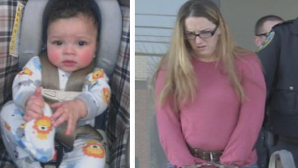 Delco mom charged, held without bail, in baby's heroin death