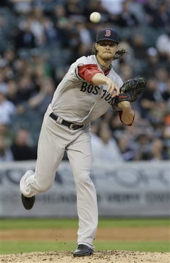 Buchholz goes to 7-0, Red Sox beat White Sox 6-2