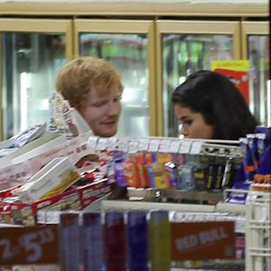 Selena Gomez and Ed Sheeran Enjoy a Night Out Together, But Was It a Date?