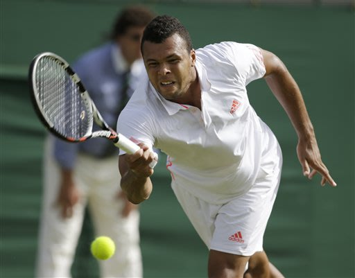 Nadal upset by Czech Rosol at Wimbledon