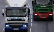 Foreign Truckers To Face UK Road Use Charge