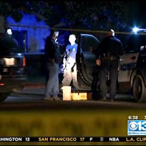 Yuba City Police Officer, Woman Shot