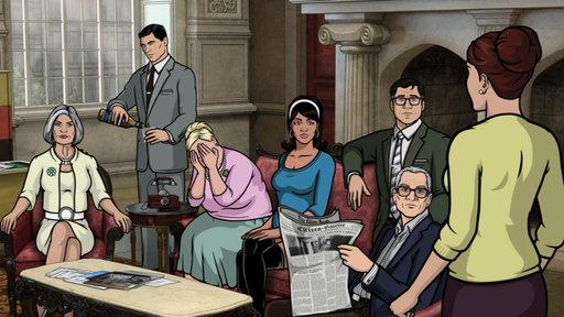 Next On Archer Vice: a Debt of Honor