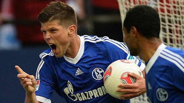 Klaas-Jan Huntelaar (AFP)