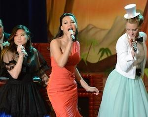 Glee Recap: Took a Big Chance at the High School Dance [Updated]