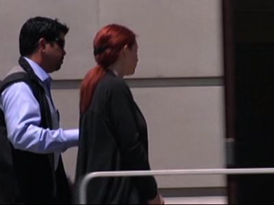 Raw: Actress Arrested in Ricin Letters Case