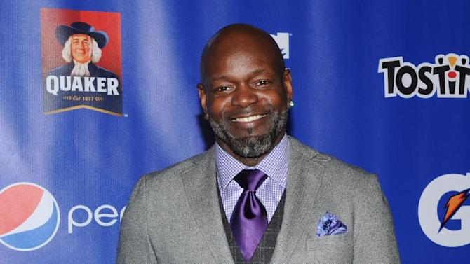 IMAGE DISTRIBUTED FOR PepisCo - Former NFL player Emmitt Smith attends the PepsiCo Pre-Super Bowl Party, at Masquerade Night Club, on Friday, Feb. 1, 2013 in New Orleans. (Photo by Evan Agostini/Invision for PepsiCo/AP Images)