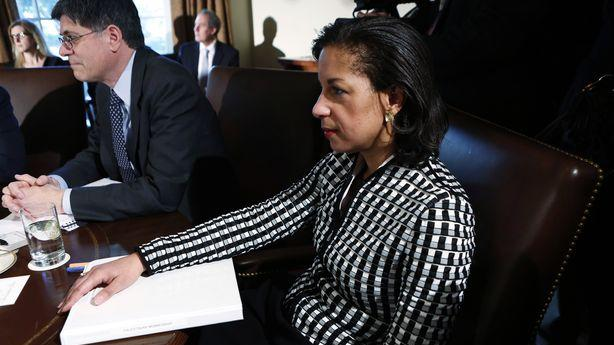 Susan Rice Drops Out for Secretary of State