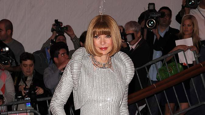 Wintour Anna The Met Gala