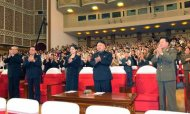 Kim Jong-Un Companion Believed To Be Pop Star