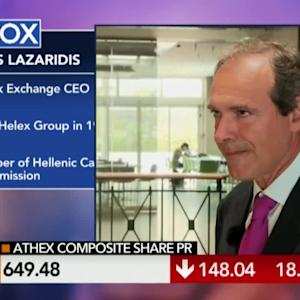 Athens Stock Exchange CEO: Market Reaction Is Logical