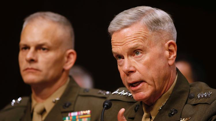 Top Marine to Obama: Get in the Fight