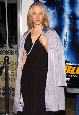 Premiere: Anne Heche at the Westwood premiere of MGM/Columbia Pictures' Into the Blue - 9/21/2005