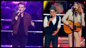 'American Idol' Alums Advance on 'The Voice'